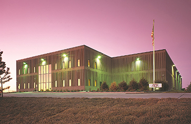 SECO Construction performed the design-build on the RPM & Associates, Inc. new building.