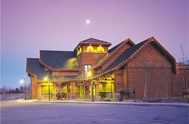 SECO Construction performed the construction management of the Canyon Lake Chophouse in Rapid City, SD